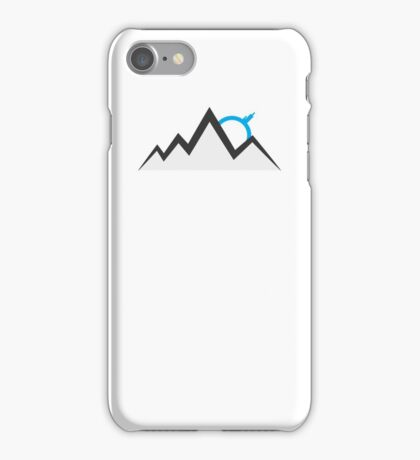 Echo Mountain iPhone Case/Skin