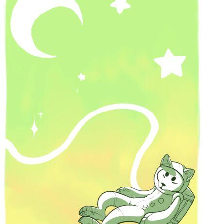 Shibas in Space Sticker