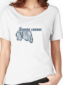 Iceberg Lounge  Logo Women's Relaxed Fit T-Shirt