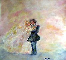 Wedding Dance Artist Designed Gifts by innocentorigina