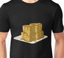 Glitch Food oaty cake Unisex T-Shirt
