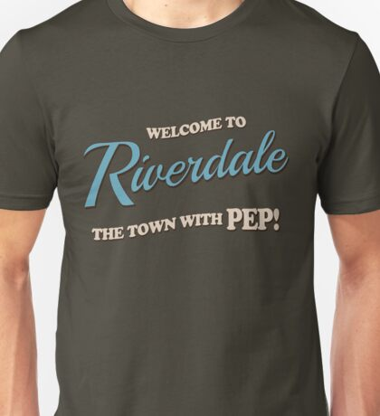 Riverdale - Welcome To Riverdale Unisex T-Shirt