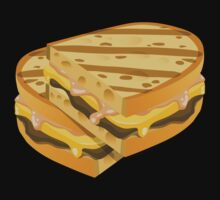 Glitch Food obvious panini by wetdryvac