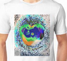 Tachyonen-Energie Herz4 Unisex T-Shirt
