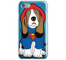 SUPERMAN DOG  iPhone Case/Skin