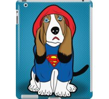 SUPERMAN DOG  iPad Case/Skin