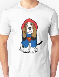 SUPERMAN DOG  Unisex T-Shirt