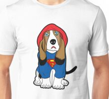 SUPERMAN DOG  Unisex T-Shirt