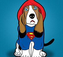 SUPERMAN DOG  by motiashkar