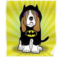 batman dog  Poster