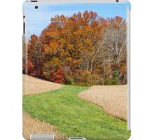 Step Into Autumn iPad Case/Skin