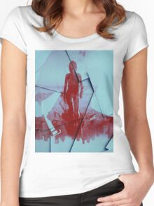 The Edge Women's Fitted Scoop T-Shirt