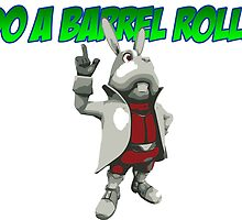 Do a Barrel Roll! by drummerockband