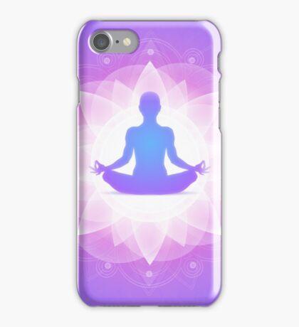 Buddha Yoga Zen iPhone Case/Skin