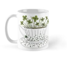 Lucky Cup of Clovers Mug
