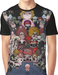 Binding of isaac Graphic T-Shirt