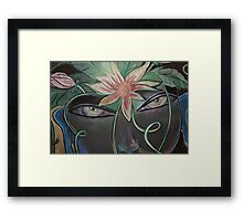 Windows to the Infinite • 2005 Framed Print