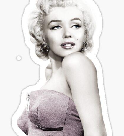 Marillyn Monroe Phone Case | by: bunny lov3 Sticker
