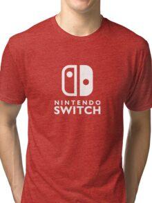 Nintendo Switch Logo Tri-blend T-Shirt