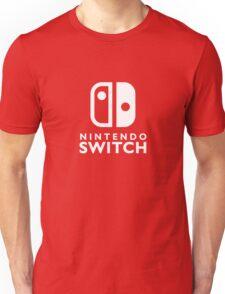 Nintendo Switch Logo Unisex T-Shirt