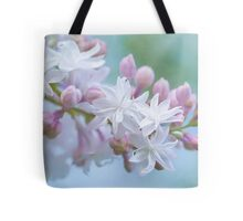 Soft and Lovely Lilac Blossoms Tote Bag