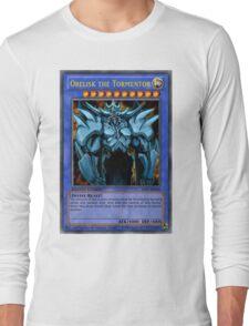 the tormentor Long Sleeve T-Shirt