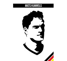 Mats Hummels DFB German National Team Photographic Print