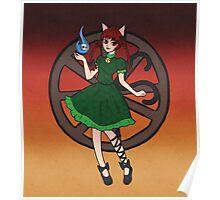 Little Hellcat Poster