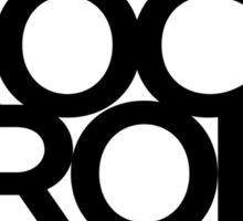 Rock & Roll Sticker