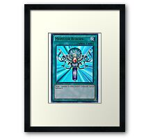 monster reborn Framed Print