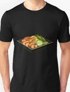 Glitch Food pad tii T-Shirt