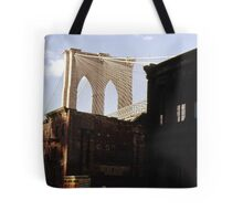 Brooklyn Bridge 1970 Tote Bag