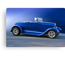 1928 Ford Roadster II Canvas Print