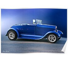 1928 Ford Roadster II Poster