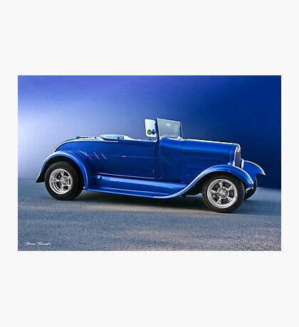 1928 Ford Roadster II Photographic Print