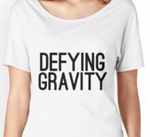 Defying Gravity Women's Relaxed Fit T-Shirt