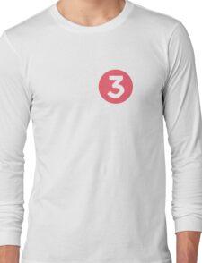 Chance The Rapper - 3 Long Sleeve T-Shirt