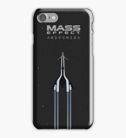 Mass Effect Andromeda - Tempest Ship (Logo) iPhone Case/Skin