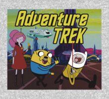 Adventure Trek! by zenjamin