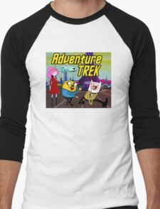 Adventure Trek! Men's Baseball ¾ T-Shirt
