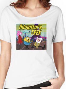 Adventure Trek! Women's Relaxed Fit T-Shirt