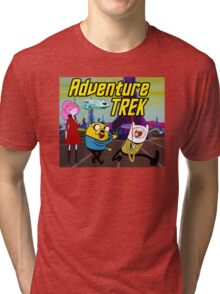Adventure Trek! Tri-blend T-Shirt