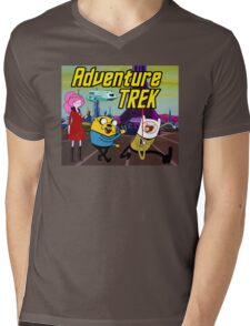 Adventure Trek! Mens V-Neck T-Shirt