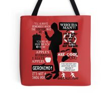 Doctor Who - 11th Doctor Quotes Tote Bag
