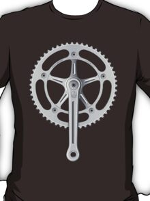 Campagnolo Track Chainset, 1974 T-Shirt