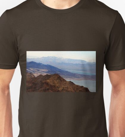 Mountains In View Unisex T-Shirt