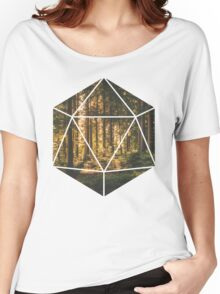 D20 - Woodland Women's Relaxed Fit T-Shirt