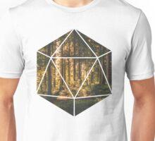 D20 - Woodland Unisex T-Shirt