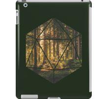 D20 - Woodland iPad Case/Skin