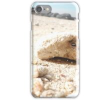 Coral Beach  iPhone Case/Skin